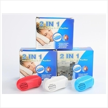 2 in 1 ANTI SNORE AIR PURIFYING SLEEP AID