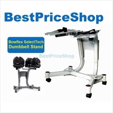 Bowflex SelectTech Dumbbell Rack Weightlifting Stand with Towel Hanger