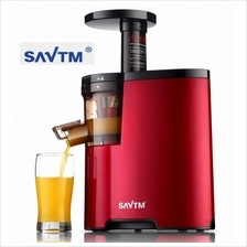 SAVTM JE-07 Slow Juicer 100% Fruit Juice Extraction