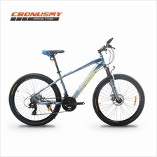 [Cronus.my] Garion G2623 26' Alloy MTB Mountain Bike with 24 Speed