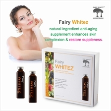 FAIRY WHITEZ COLLAGEN/FOR SKIN LIGHTENING/ANTI-PIMPLE/ANTI-WRINKLE (10 BOTTLES