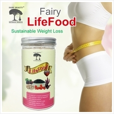 FAIRY BEAUTY LIFEFOOD HEALTHY PROTEIN POWDER / FOR CONTOURING BODY FIGURE (300