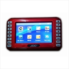 JOC Portable Mini MP4 Player With Pre Loaded MP4 ISLAMIC LEARNING KIDS