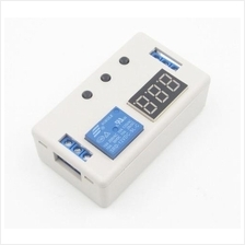 Delay timer price harga in malaysia lelong 12v led automation delay timer control switch relay module with case publicscrutiny Image collections