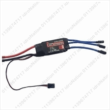 Brushless ESC BLheli 20A 30A 40A With 5V 2A BEC Quadcopter UBEC Motor