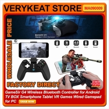 GameSir G4 Bluetooth Game Controller for Android Smartphone Tablet
