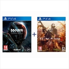 Mass Effect Andromeda + Killing Floor 2 Bundle - PS4