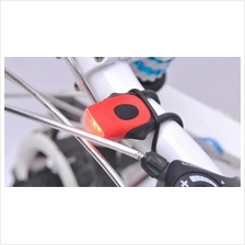 288. Bicycle 2017 New Design Silicone Tail Light