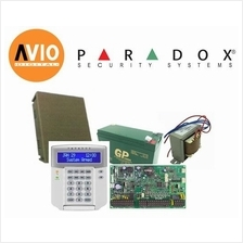 Paradox Digiplex EVO192-PKG  8-zone Alarm Package Expandable to 192-zo
