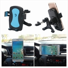 360 Degrees auto lock Car Air Vent Aircond Mount Clip Car Phone Holder