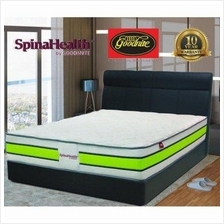 Goodnite 12 Inch Thick Pocketed Spring I-Deluxe Mattress QUEEN Only