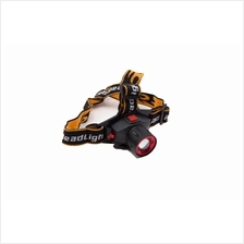 BIGTOOL 1800lm Rechargable High Power Head Lamp