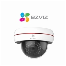 EZVIZ C4S CV-220 Husky Dome 1080p Outdoor Dome Camera with Night Visio