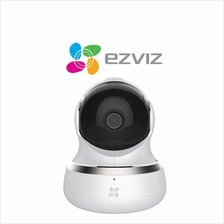 EZVIZ CV-240 Mini 360 - 720p Wi-Fi Pan  & Tilt Camera with Night Visio