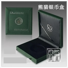 A100. CHINA 1oz Panda Coin Protective Box