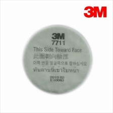 3M 7711 Pre-Filter For 7700 Series Respirator