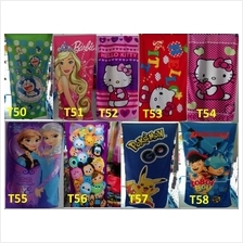 CARTOON TOWEL 140x70 cm (T34-T58)