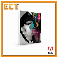 Adobe Creative Suite 6 (CS6) Design Standard Full Package for Windows/Mac (Com