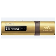 SONY 4GB MP3 PLAYER (NWZ-B183F/NC) GOLD