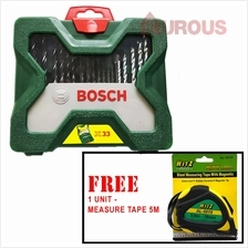 Bosch X line 33pcs Screw Bit and Drill Bit Set with FREE GIFT 26070193