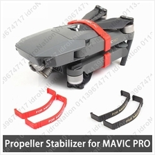 DJI Mavic Pro Propeller Stabilizer Fixator Holder Bracket Golden Strap