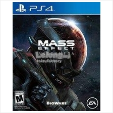 [USED] PS4 Mass Effect Andromeda R3 [ENG]