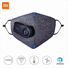 Xiaomi Purely KN95 Anti-Pollution Air Mask with PM2.5 550mAh Battreies Recharg