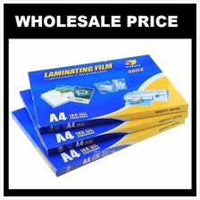 High Quality Laminator Laminating Laminate Pouches Film A4 40 80 Mic