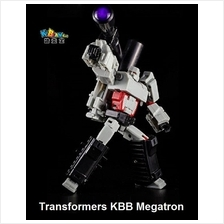 Transformers Ku Bian Bao KBB Megatron Gunplay Version Action Figure