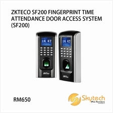 ZKTECO SF200 FINGERPRINT TIME ATTENDANCE DOOR ACCESS SYSTEM (SF200)