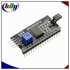 I2C Serial Interface Adapter Board for Arduino 1602 LCD Module