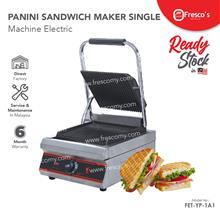 Panini Sandwich Maker Single