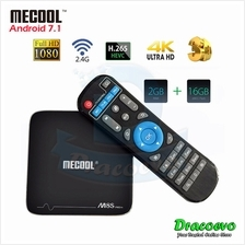 M8S PRO PLUS Android 7.1 TV Box 2GB 16GB Amlogic S905X Kodi 17.6