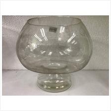 Terrarium Glass Container (X-Large Brandy)
