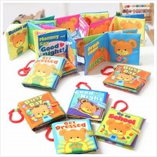 Baby Educational Soft Book Toy