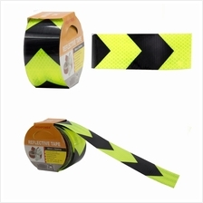 Highpower 50mm x 5meter Safety Reflective Warning Conspicuity Film Sti..