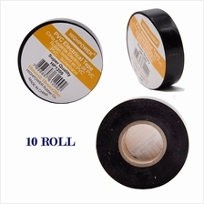 10PCS 20M HIGHPOWER PVC ELECTRICAL TAPE INSULATING TAPE WIRING TAPE WI..