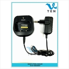 Charger For BAOFENG UVB2PLUS UV-B2 Plus Walkie Talkie