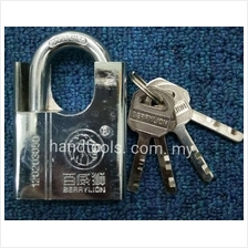 Good Quality Half Covered Polished Padlock; Protective Shop Lock