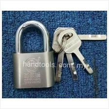 Square Cast Iron Padlock Polished Treatment Padlock