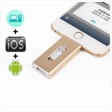 Android + IOS iPhone 8GB 16GB 32GB 64GB pendrive Otg usb storage