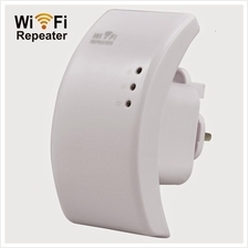 300Mbps Wireless-N 802.11 Wifi Repeater Range Extender Router Booster