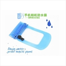 New Waterproof Mobile Phone Pouch Dry Bag PVC Case