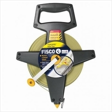 FISCO PY50/15 50m/165ft STEEL TAPE  (ENGLAND)