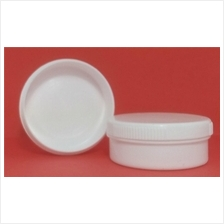 EMPTY CREAM CONTAINER 3/4 OZ X 10 PIECES