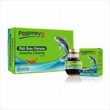 Polleney Essence of Black Fish With Ginseng 6s Pati Ikan Haruan