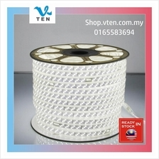 20Meter Decor Light White AC240V Waterproof 3 Row LED Strip 180LEDS