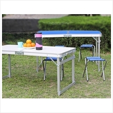 Foldable  Folding Table Camping Table Lightweight Aluminium Outdoor De