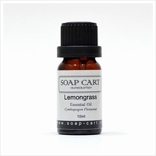 Lemongrass Essential Oil - 10ml