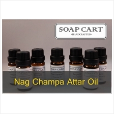 Nag Champa Attar Oil - 10ml